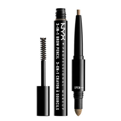 3-in-1 Brow Pencil